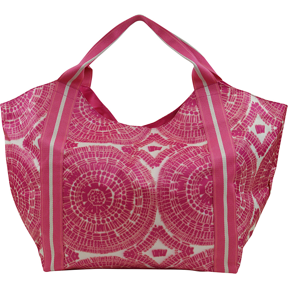 All For Color Beach Tote Sunburst - All For Color Fabric Handbags