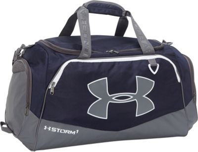 Under Armour Undeniable MD Duffel II Midnight Navy/Graphite/White - Under Armour Gym Duffels