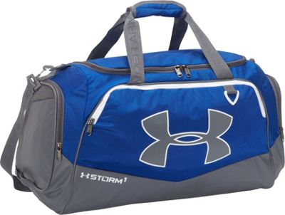 Under Armour Undeniable MD Duffel II Royal/Graphite/White - Under Armour All Purpose Duffels