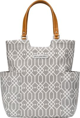 Petunia Pickle Bottom Tailored Tote Quartz - Petunia Pickle Bottom Diaper Bags & Accessories