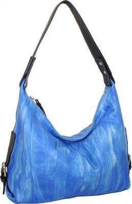 Nino Bossi Squeeze My Hobo Denim - Nino Bossi Leather Handbags