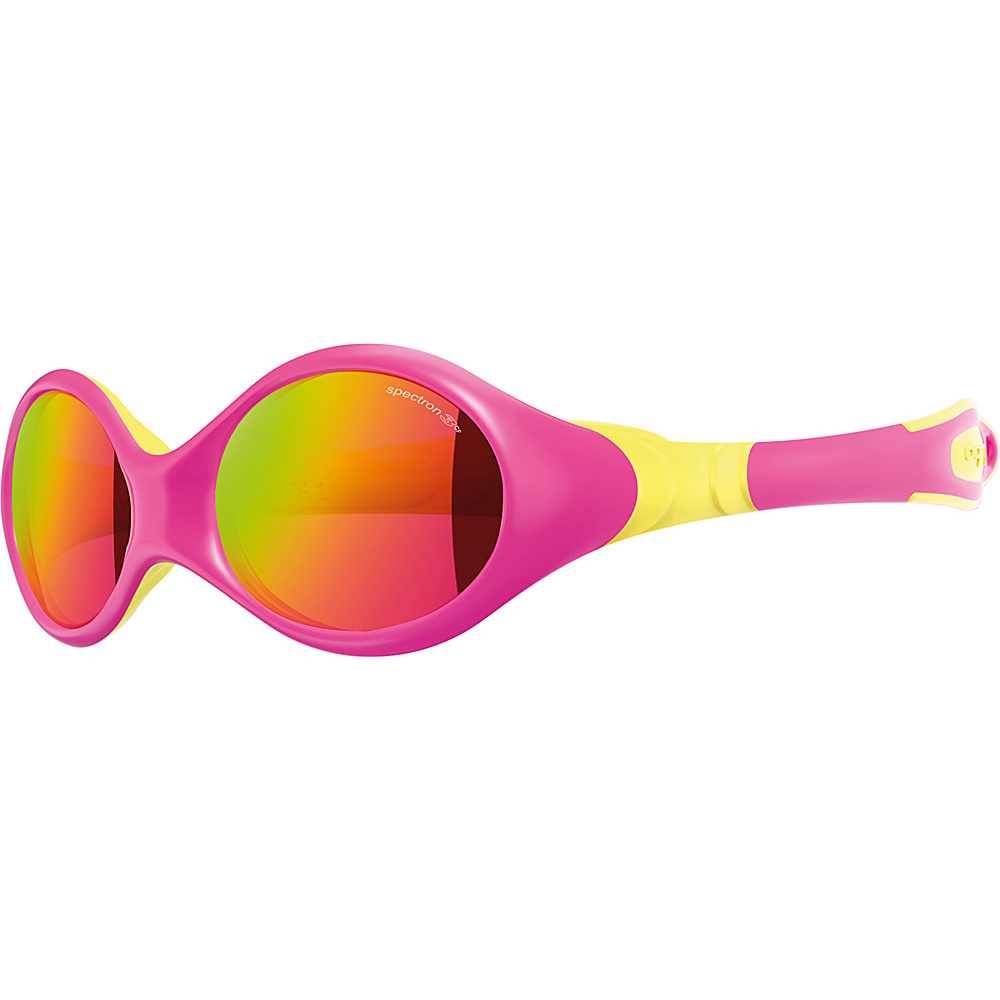 Julbo Looping 3 Spectron 3 CF Lenses Pink Yellow Julbo Sunglasses