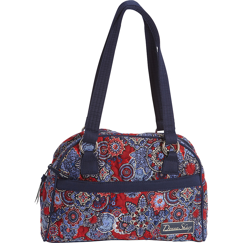 Donna Sharp Elise Bag - Quilted Bristol - Donna Sharp Fabric Handbags