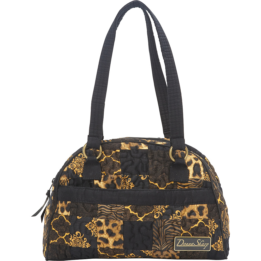 Donna Sharp Elise Bag - Quilted Milan - Donna Sharp Fabric Handbags