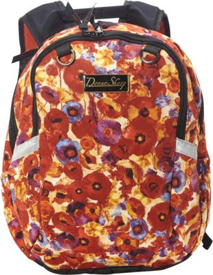Donna Sharp Christa Backpack Poppy Field - Donna Sharp Everyday Backpacks