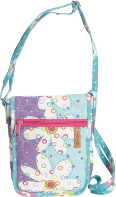 Donna Sharp Mason Bag Posy - Donna Sharp Fabric Handbags