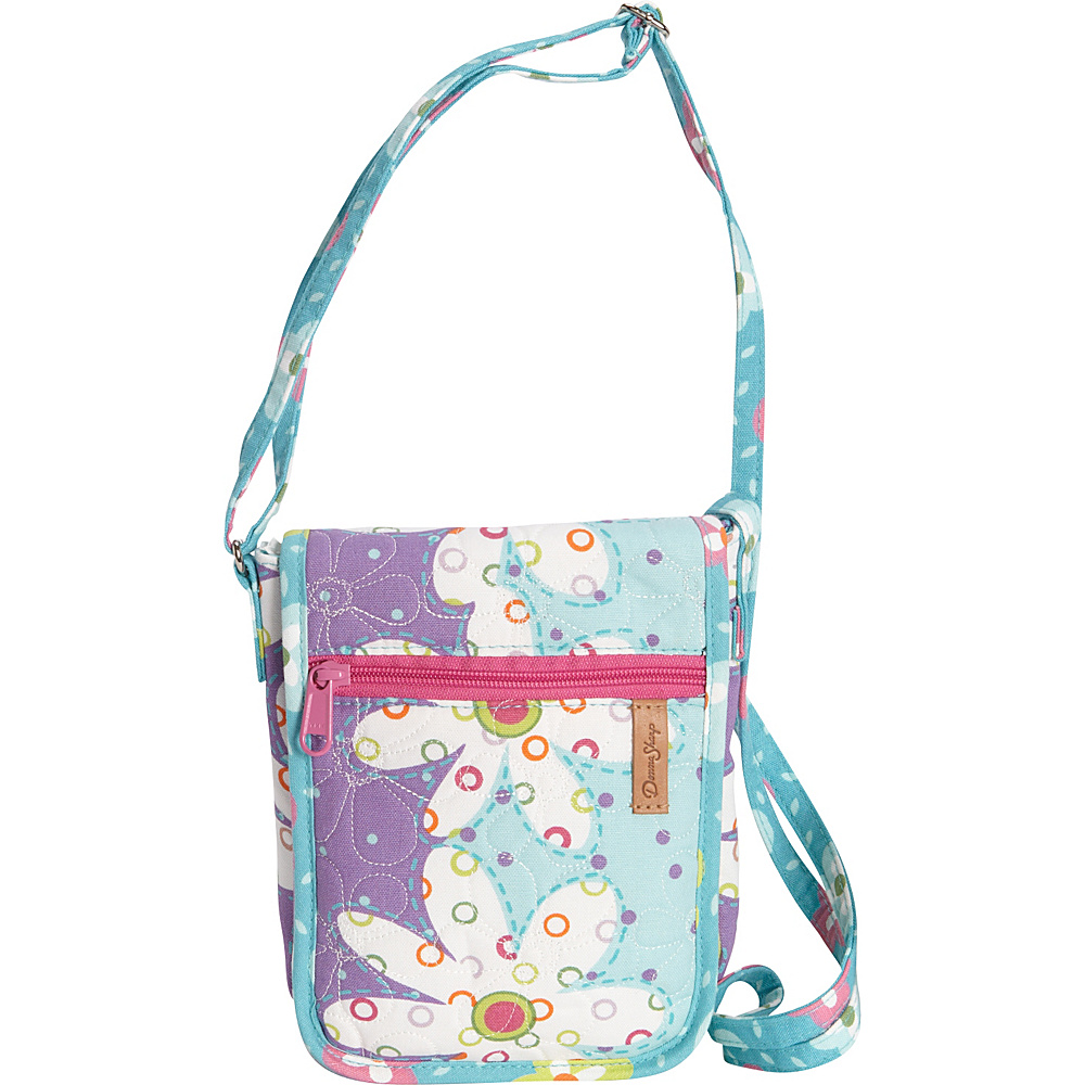 Donna Sharp Mason Bag Posy Donna Sharp Fabric Handbags