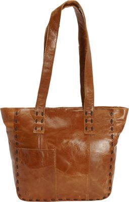Journey Collection by Annette Ferber London Tote Camel - Journey Collection by Annette Ferber Leather Handbags