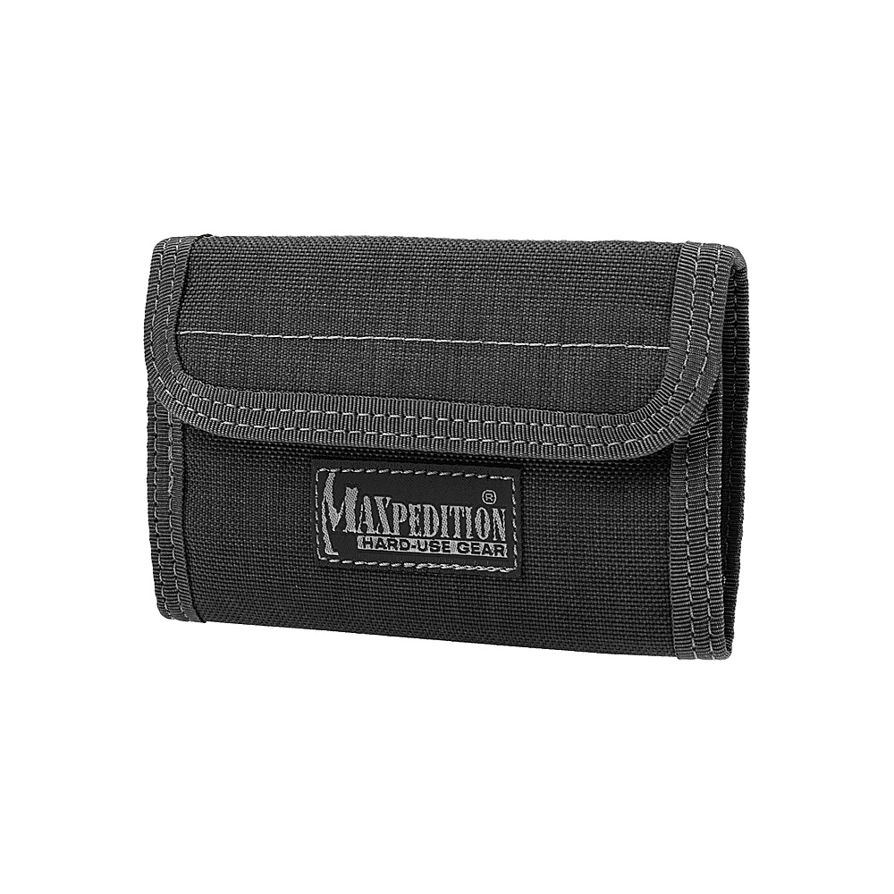 Maxpedition Spartan Wallet Black Maxpedition Men s Wallets