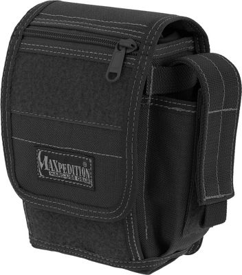 Maxpedition H-1 Waistpack Black - Maxpedition Waist Packs & Fanny Packs