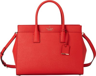 kate spade new york Cameron Street Candace Satchel Prickly Pear - kate spade new york Designer Handbags