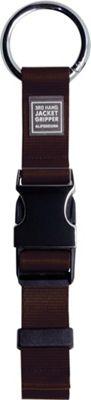 ALIFE DESIGN Alife Design 3rd Hand Jacket Gripper Brown - ALIFE DESIGN Luggage Accessories