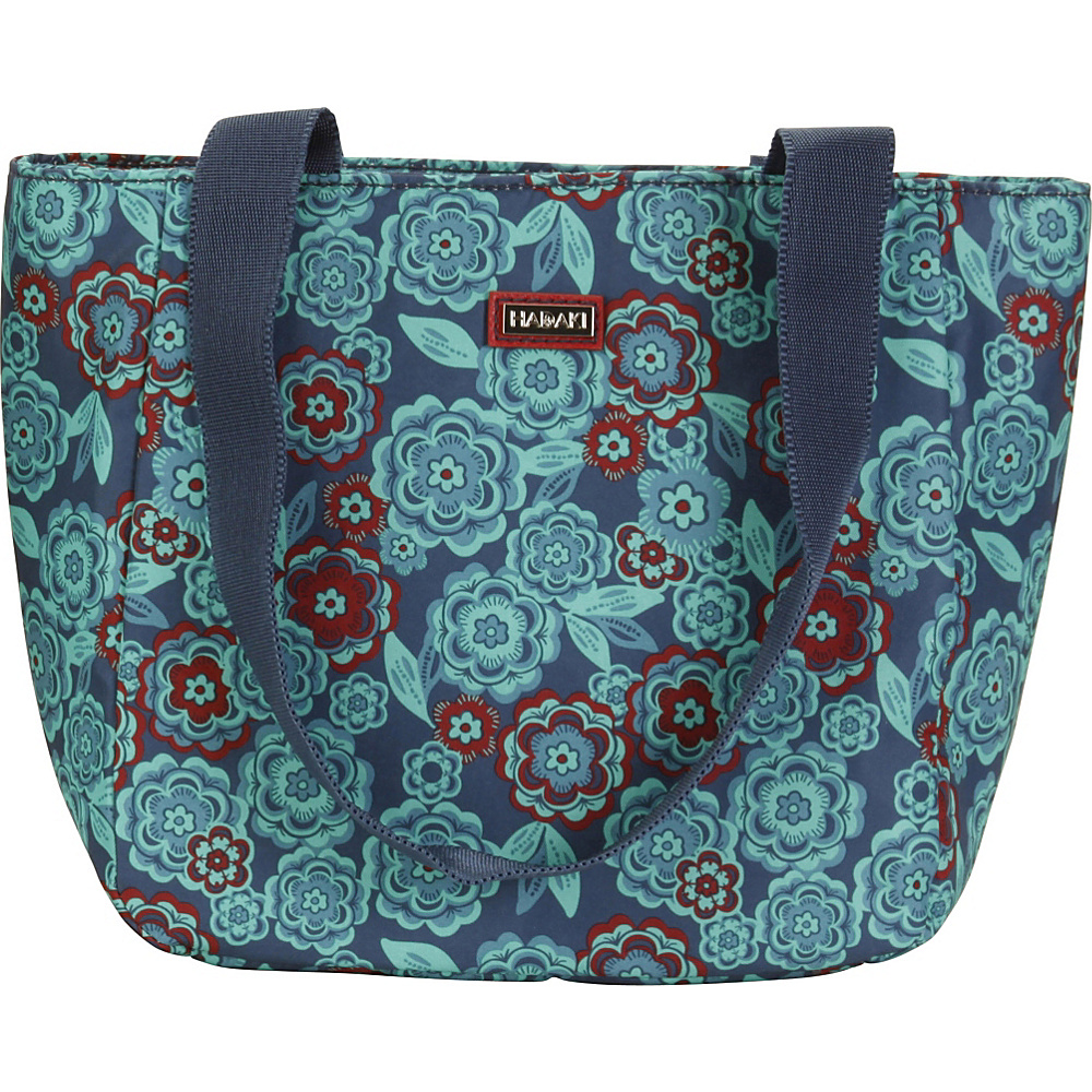 Hadaki Lunch Tote Floral - Hadaki Travel Coolers - Travel Accessories, Travel Coolers