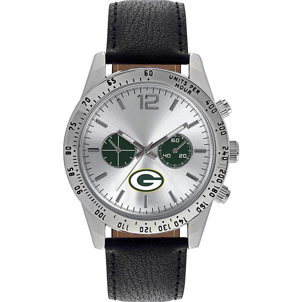 Game Time Letterman NFL Watch Green Bay Packers - Game Time Watches - Fashion Accessories, Watches
