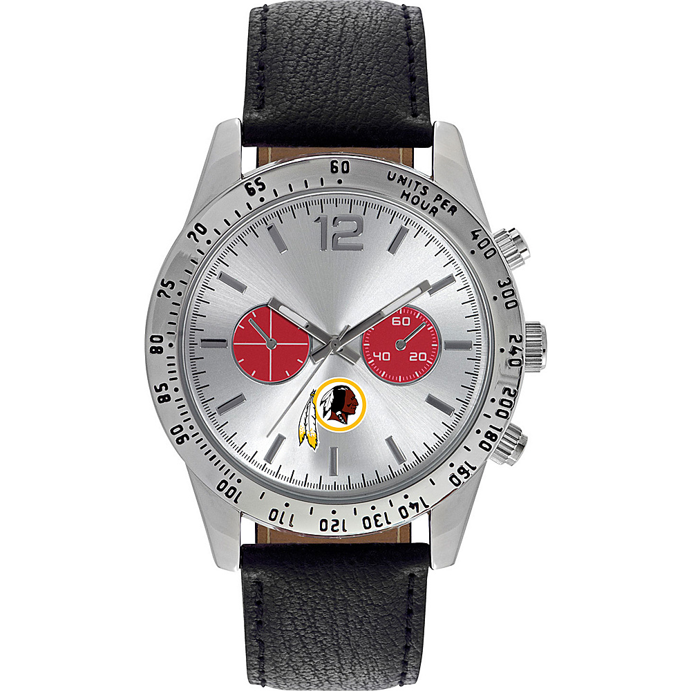 Game Time Letterman NFL Watch Washington Redskins - Game Time Watches - Fashion Accessories, Watches