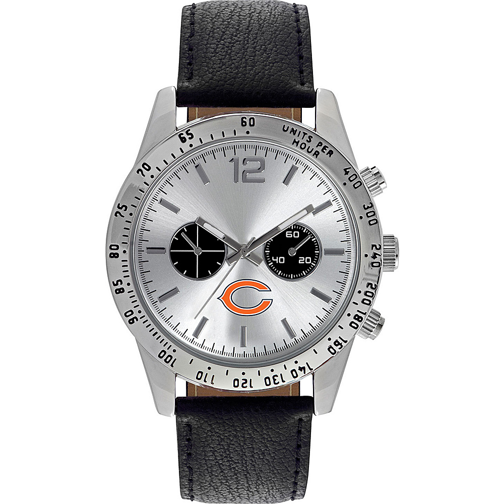 Game Time Letterman NFL Watch Chicago Bears - Game Time Watches - Fashion Accessories, Watches