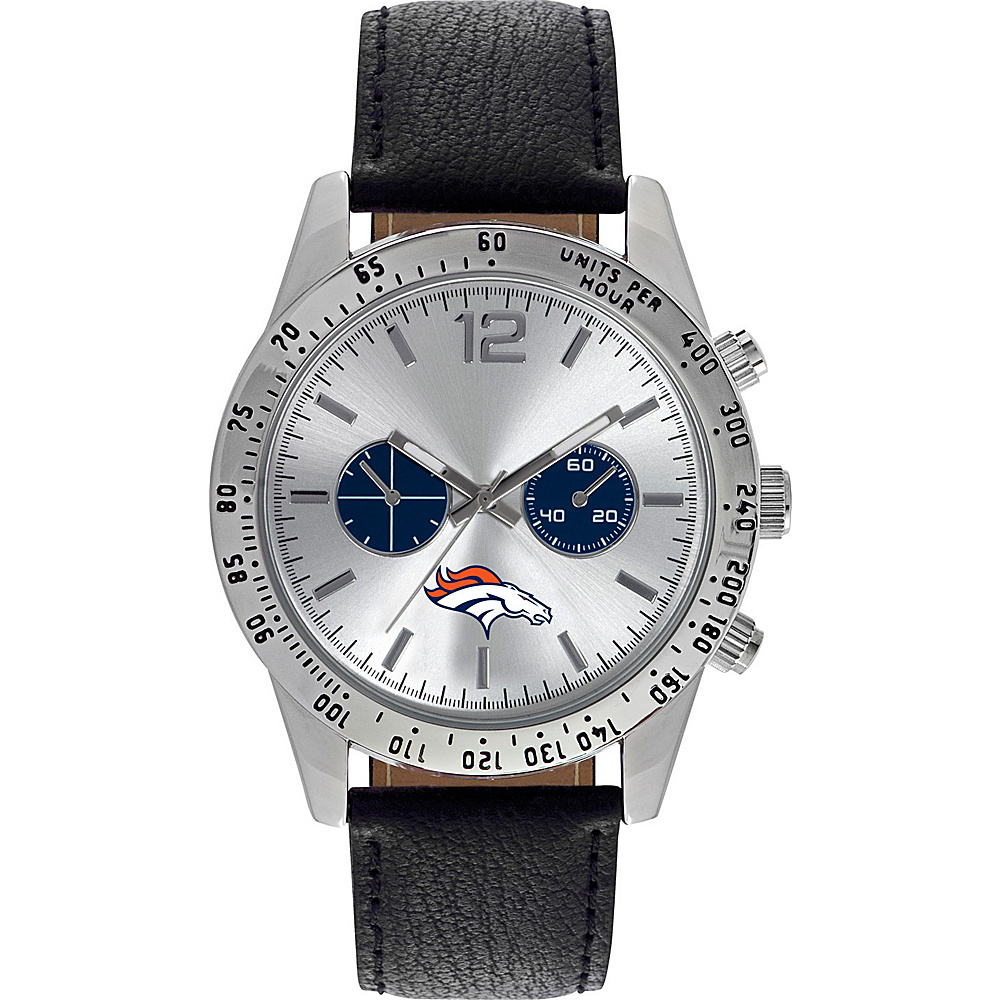Game Time Letterman NFL Watch Denver Broncos - Game Time Watches - Fashion Accessories, Watches