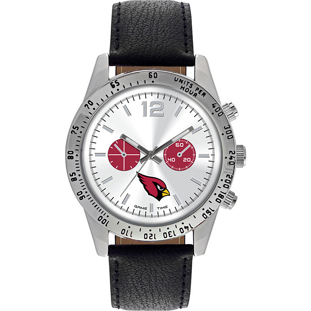 Game Time Letterman NFL Watch Arizona Cardinals - Game Time Watches - Fashion Accessories, Watches