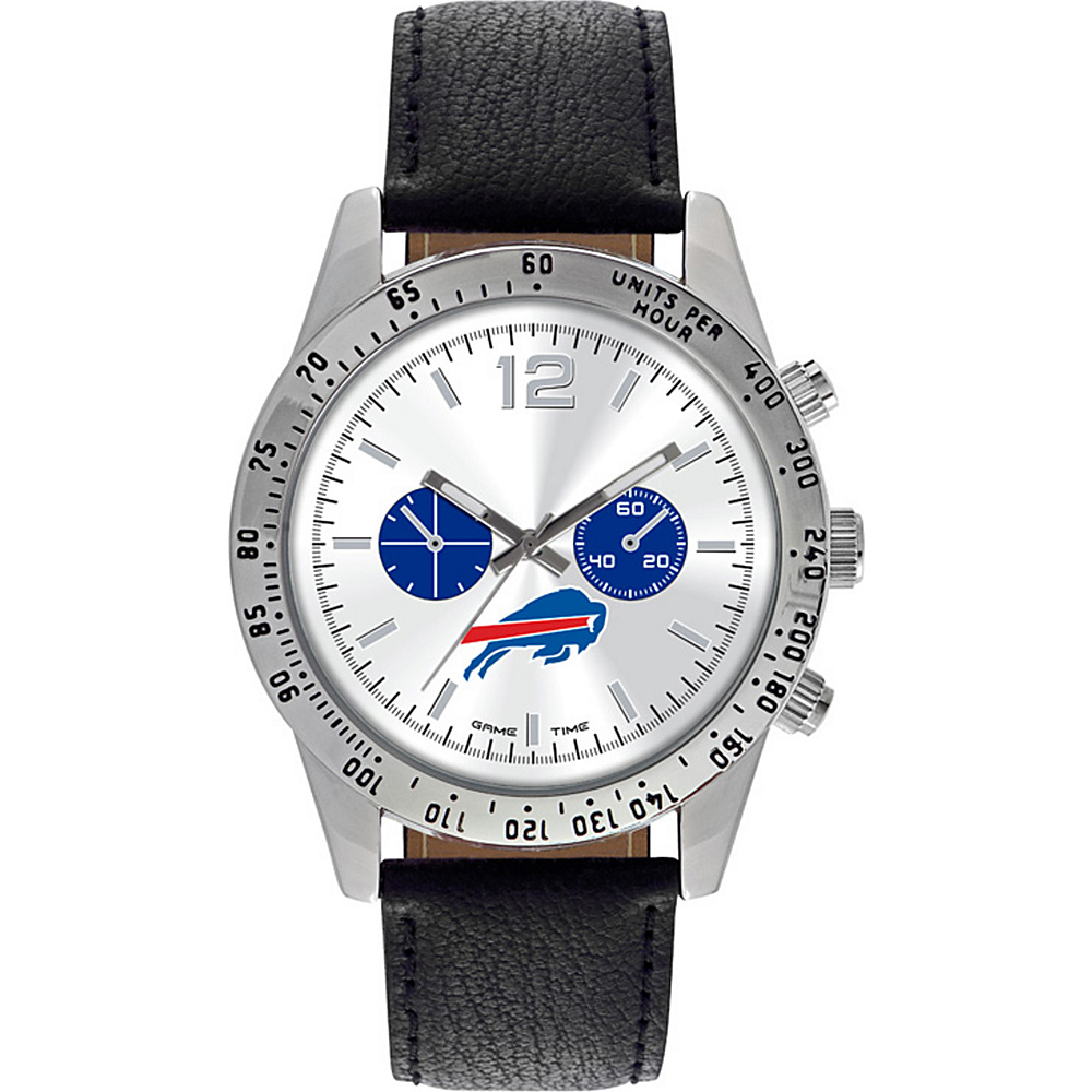 Game Time Letterman NFL Watch Buffalo Bills - Game Time Watches - Fashion Accessories, Watches