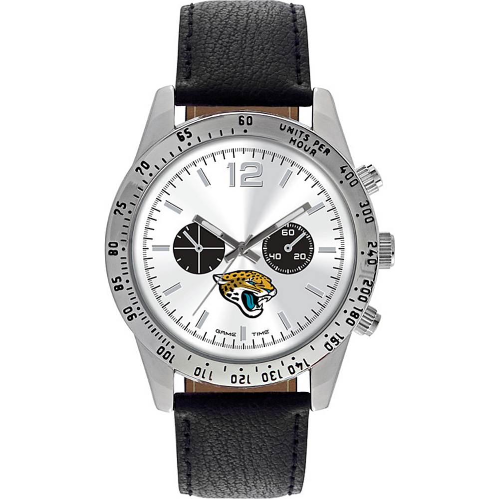 Game Time Letterman NFL Watch Jacksonville Jaguars - Game Time Watches - Fashion Accessories, Watches