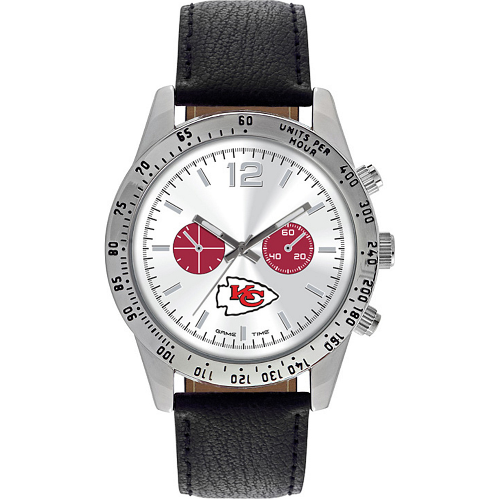 Game Time Letterman NFL Watch Kansas City Chiefs - Game Time Watches - Fashion Accessories, Watches
