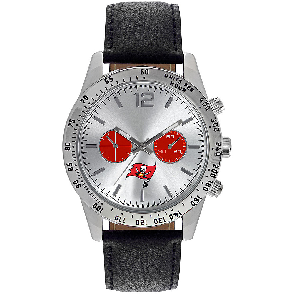 Game Time Letterman NFL Watch Tampa Bay Buccaneers - Game Time Watches - Fashion Accessories, Watches