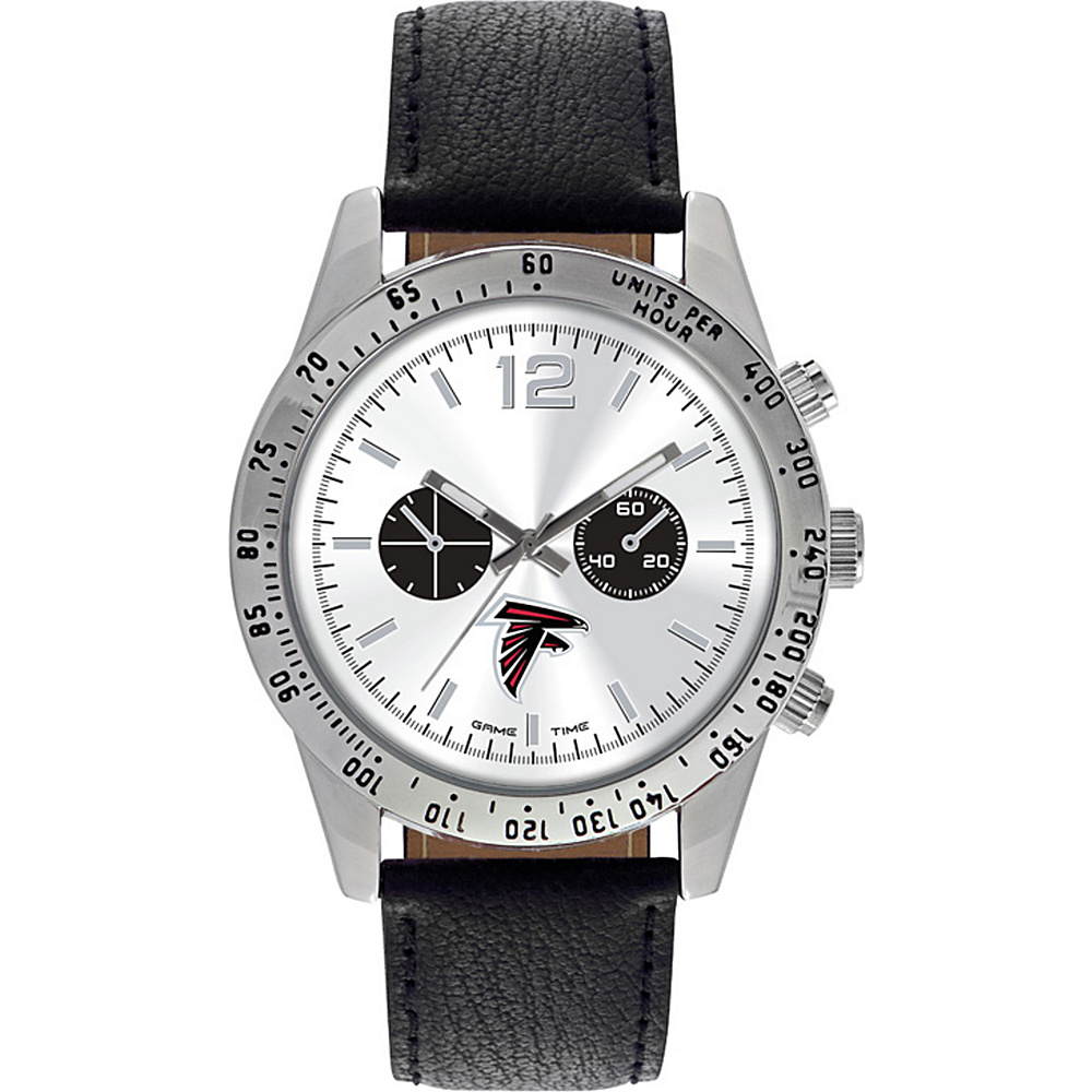 Game Time Letterman NFL Watch Atlanta Falcons - Game Time Watches - Fashion Accessories, Watches