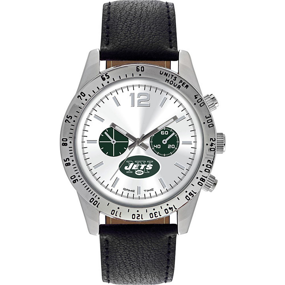 Game Time Letterman NFL Watch New York Jets - Game Time Watches - Fashion Accessories, Watches