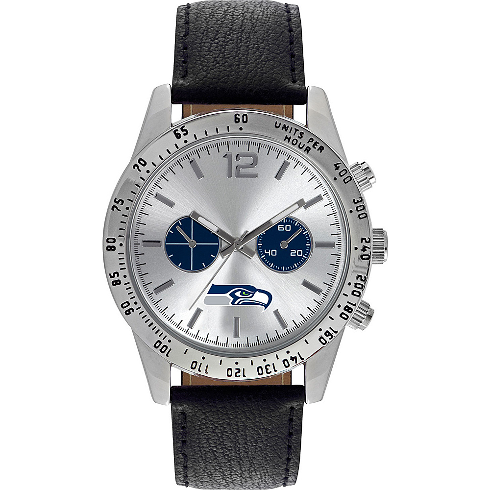 Game Time Letterman NFL Watch Seattle Seahawks - Game Time Watches - Fashion Accessories, Watches