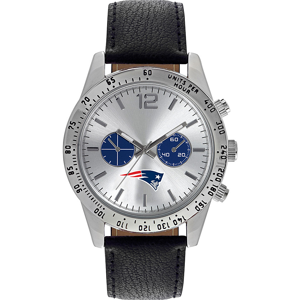 Game Time Letterman NFL Watch New England Patriots - Game Time Watches - Fashion Accessories, Watches