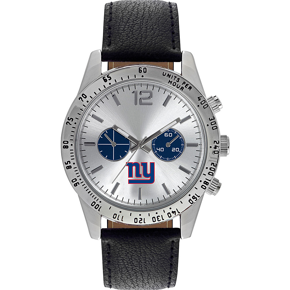 Game Time Letterman NFL Watch New York Giants - Game Time Watches