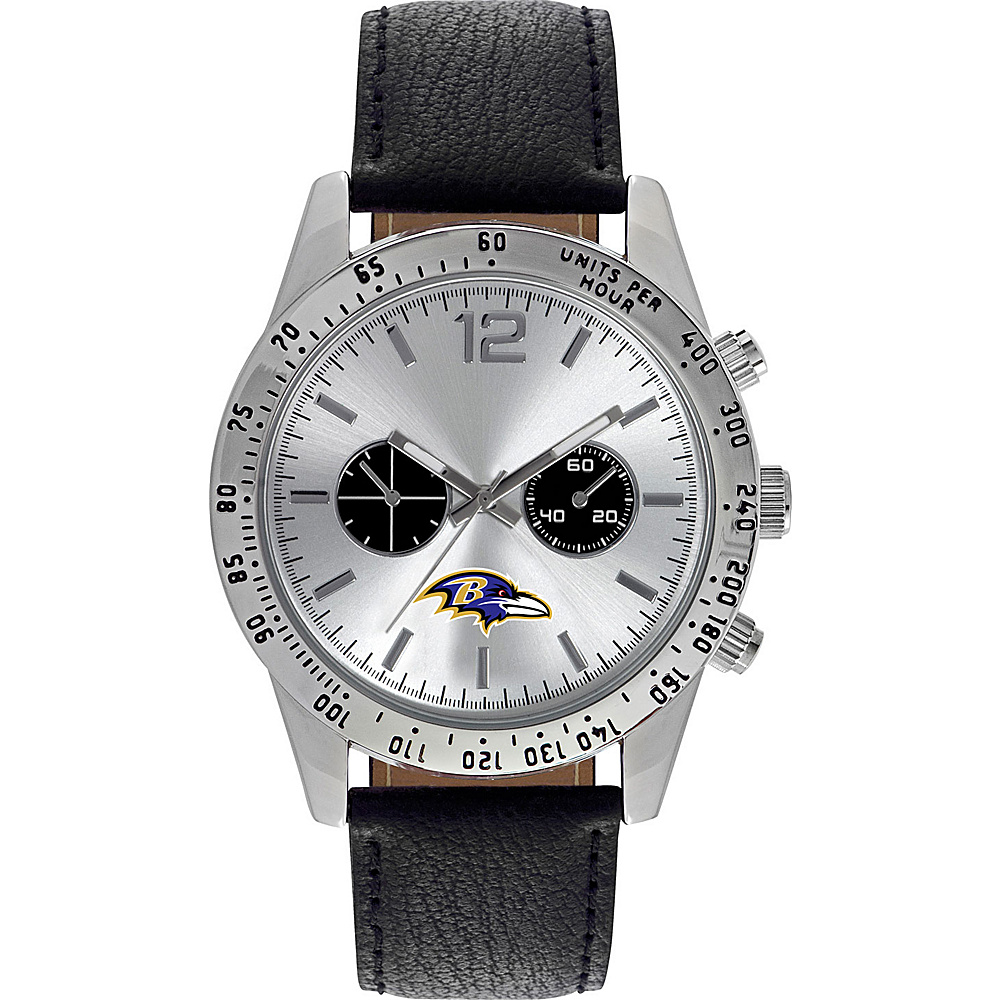 Game Time Letterman NFL Watch Baltimore Ravens - Game Time Watches - Fashion Accessories, Watches