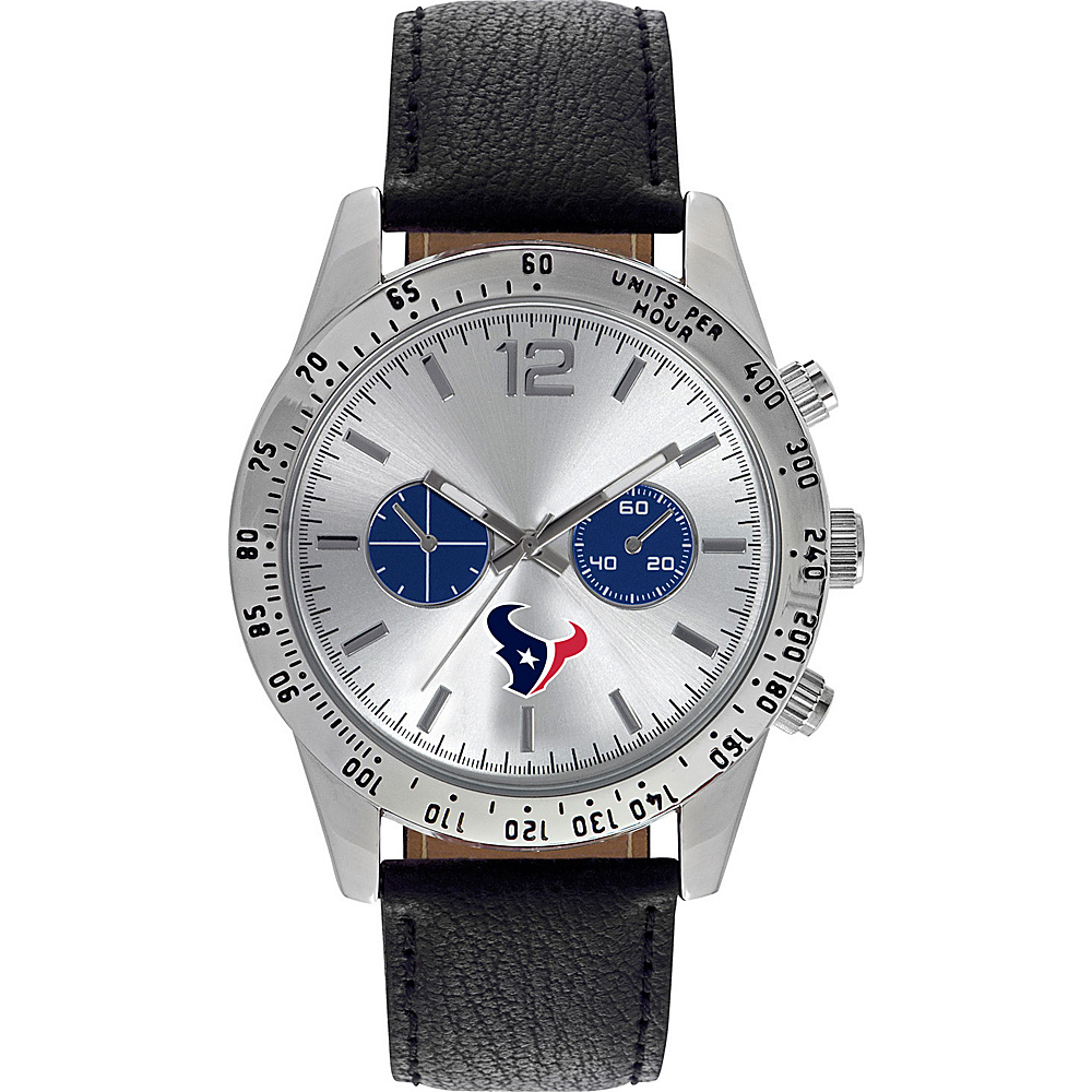 Game Time Letterman NFL Watch Houston Texans - Game Time Watches - Fashion Accessories, Watches
