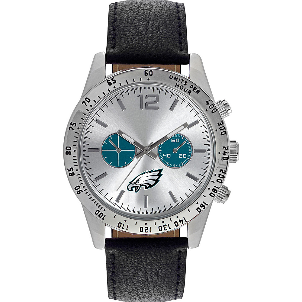 Game Time Letterman NFL Watch Philadelphia Eagles - Game Time Watches - Fashion Accessories, Watches