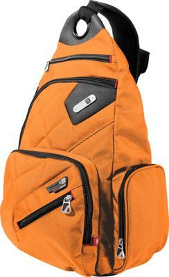 ful Brick House 13 Inch Laptop Backpack Orange - ful Business & Laptop Backpacks