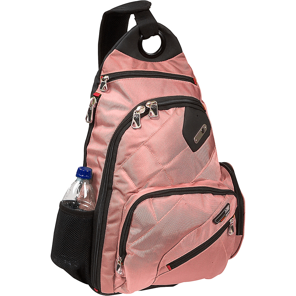 ful Brick House Sling - Pink - Backpacks, Business & Laptop Backpacks