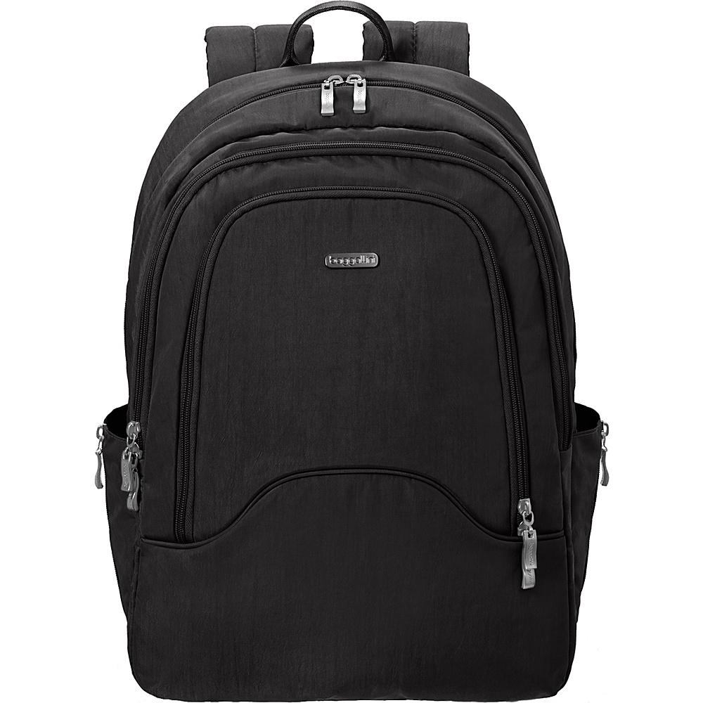 baggallini Step Backpack Black Sand baggallini Everyday Backpacks