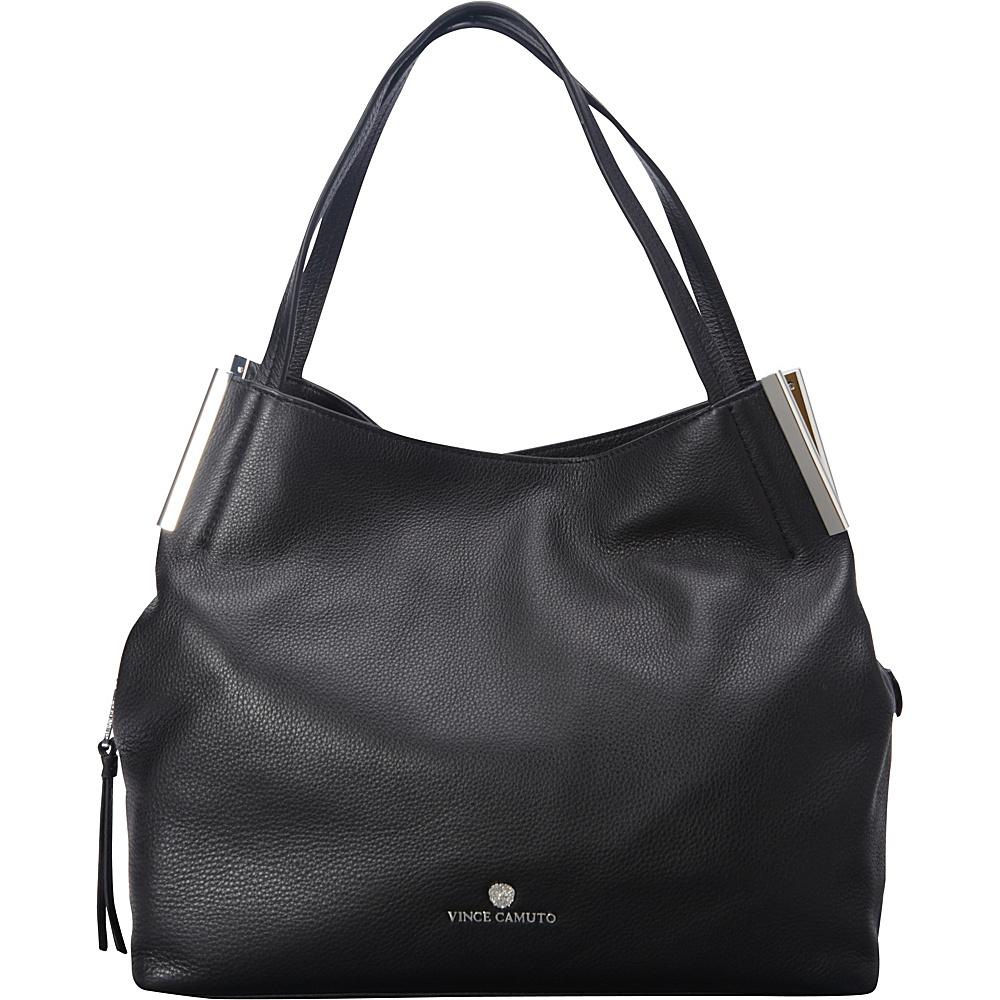 Vince Camuto Tina Tote Nero Vince Camuto Designer Handbags