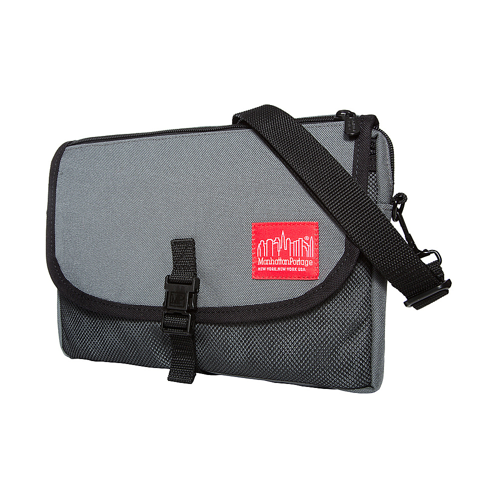 Manhattan Portage Red Hook Bag Gray - Manhattan Portage Other Mens Bags - Work Bags & Briefcases, Other Men's Bags