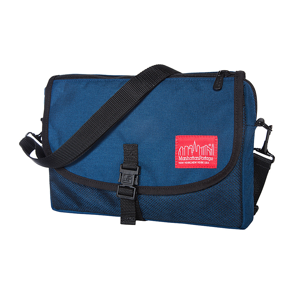 Manhattan Portage Red Hook Bag Navy - Manhattan Portage Other Mens Bags - Work Bags & Briefcases, Other Men's Bags