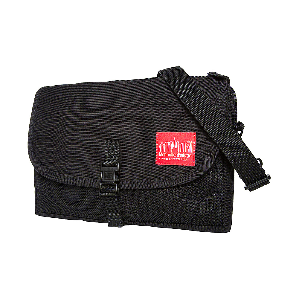 Manhattan Portage Red Hook Bag Black - Manhattan Portage Other Mens Bags - Work Bags & Briefcases, Other Men's Bags