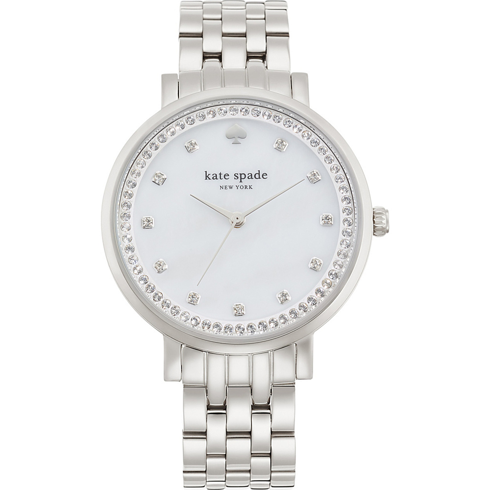 kate spade watches Monterey Watch Silver kate spade watches Watches
