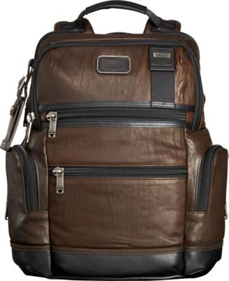 Mens Brown Leather Backpack 17bd0p6q
