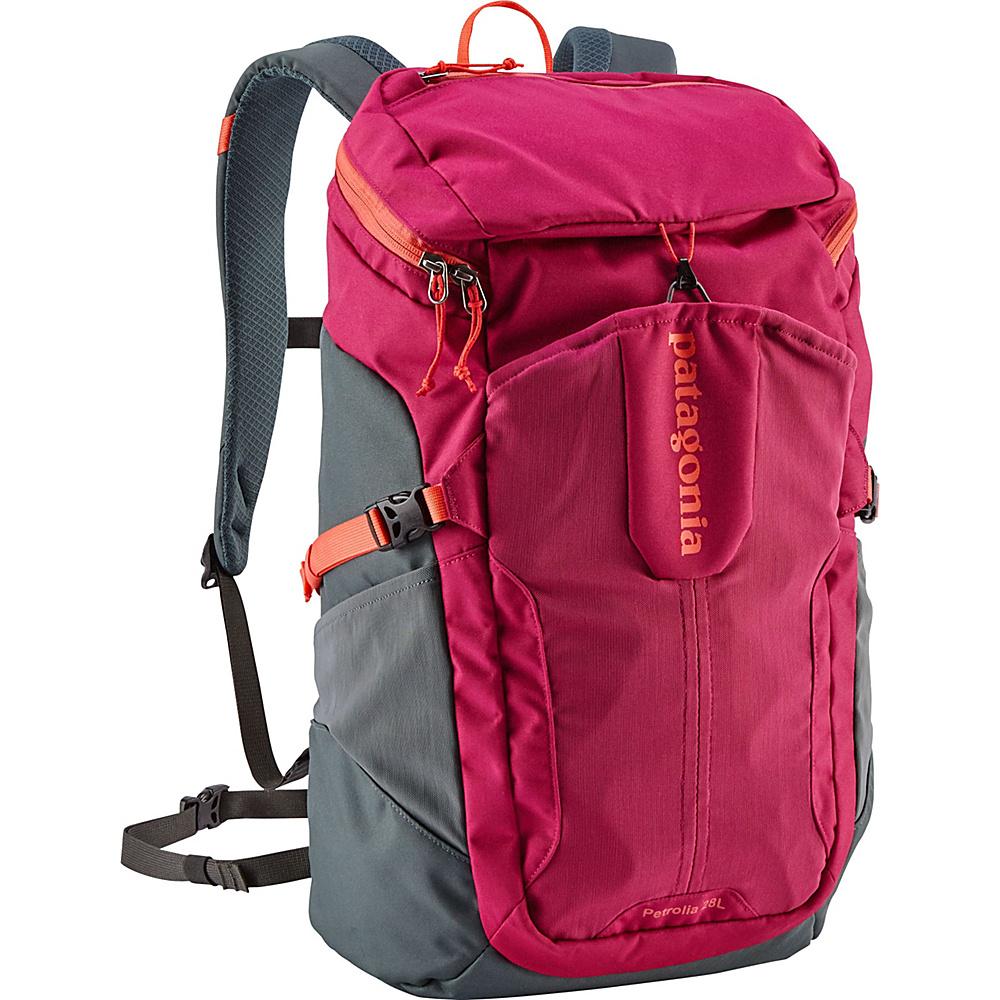Patagonia Petrolia Pack 28L Craft Pink - Patagonia Business & Laptop Backpacks - Backpacks, Business & Laptop Backpacks