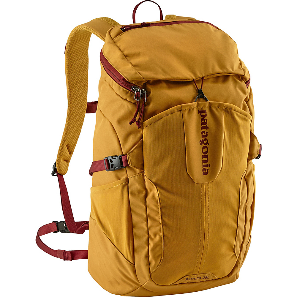 Patagonia Petrolia Pack 28L Yurt Yellow - Patagonia Business & Laptop Backpacks - Backpacks, Business & Laptop Backpacks