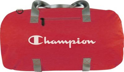 Champion Savy Med Duffle Sunkissed/Transit Grey - Champion All Purpose Duffels