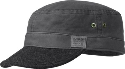 Outdoor Research Jam Cap Charcoal – S/M - Outdoor Research Hats