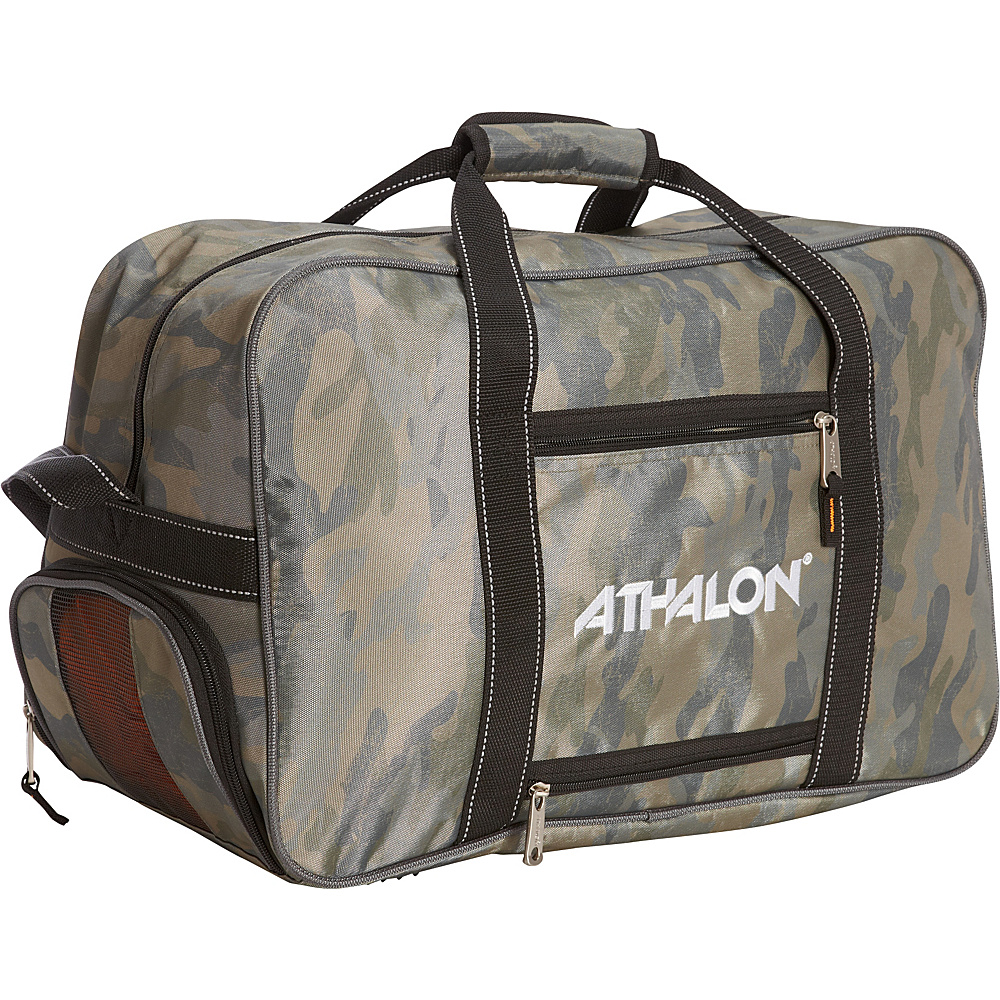 Athalon Long Haul Carryall Camo Athalon Travel Duffels