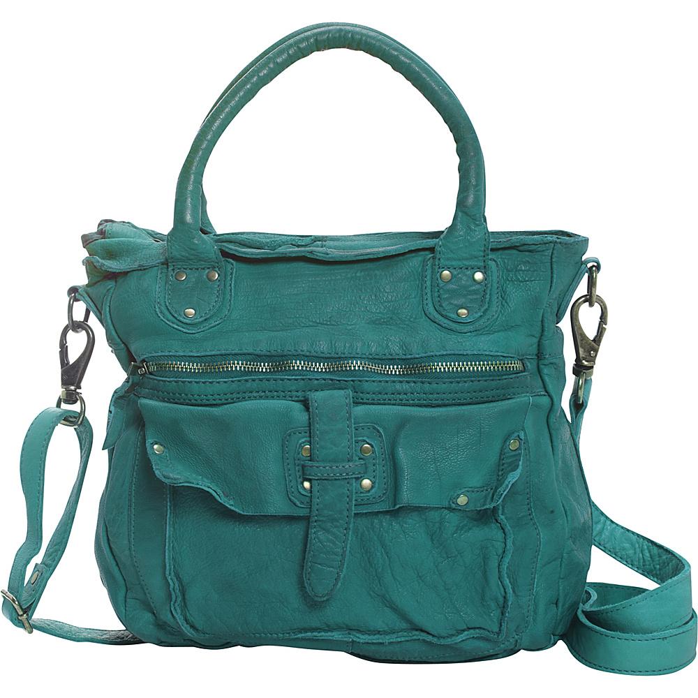 Latico Leathers Walker Satchel Mint - Latico Leathers Leather Handbags - Handbags, Leather Handbags