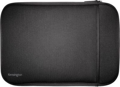 Kensington Universal Chromebook/Laptop Sleeve with Handle 11.6 inch Black - Kensington Electronic Cases